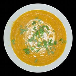 Carrot & Citrus Soup