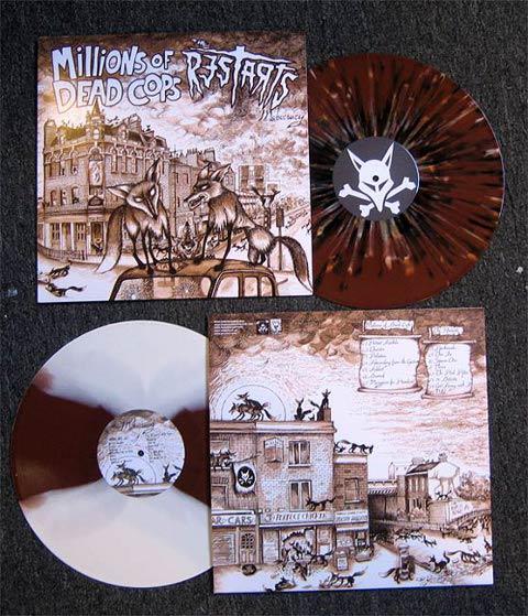 Mobocracy vinyl