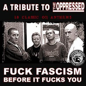 Fuck Fascism tribute CD