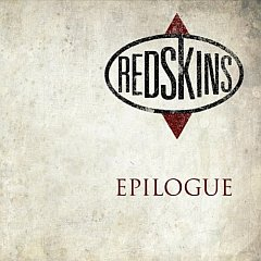 Redskins Epilogue CD cover