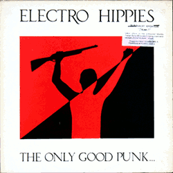 Electro Hippies front cover