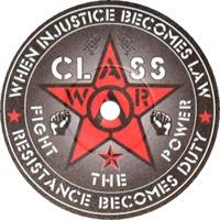 Burnt Cross label