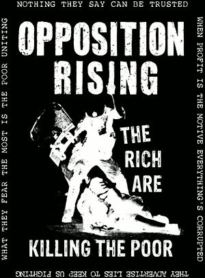 Opposition Rising poster