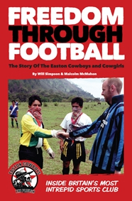 Freedom Through Football cover