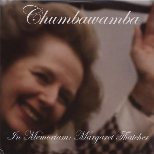 Chumbawamba Thatcher EP sleeve