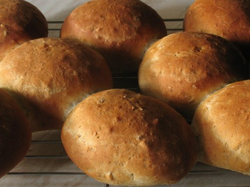 Bread rolls 1