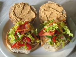Bread rolls 3