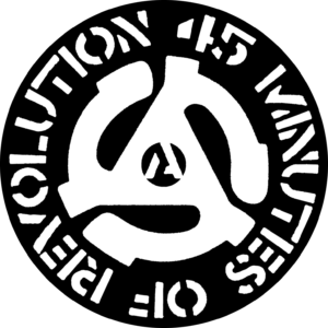45 Minutes Of Revolution logo