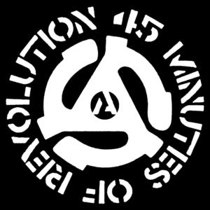 45 Minutes Of Revolution logo