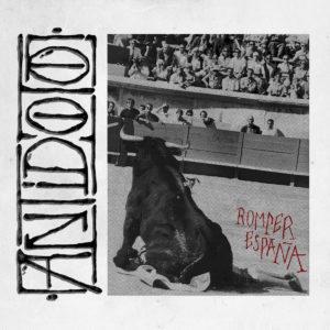 Antidoto Romper Espana cover